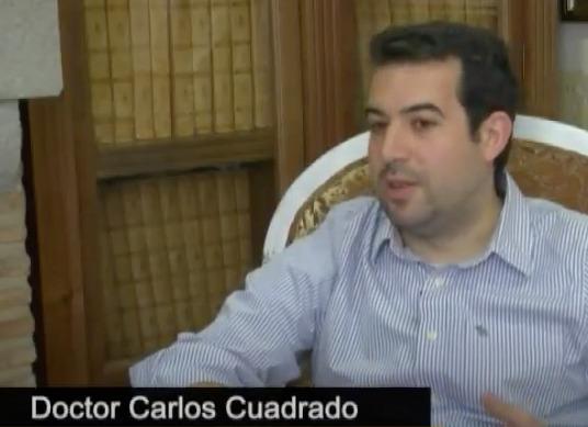 Dr. D. Carlos Cuadrado Gómez-Serranillos